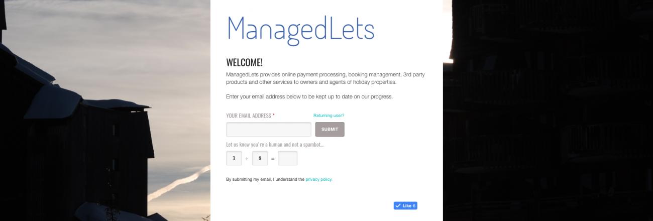 ManagedLets : online letting platform